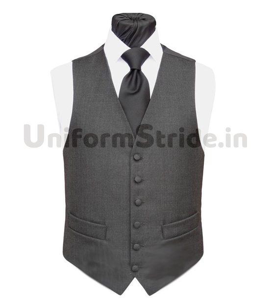 Hotel Receptionist Waist Coat Waiter Vest HO1008