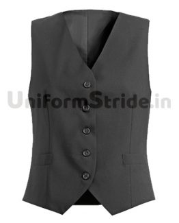 Waiter Vest Coat Unisex Hotel Dress HO1007