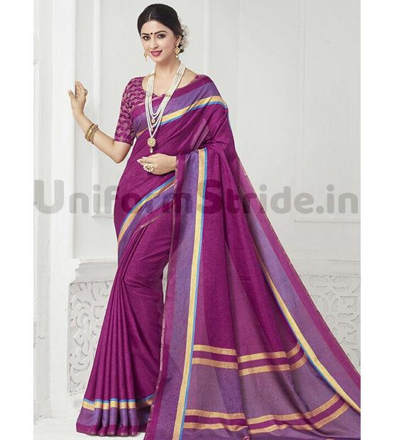 Hotel Receptionist Uniform Saris Online SHS06