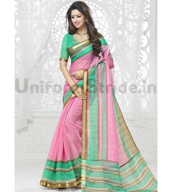 Uniform Saris Regular Printed Bulk Orders SHS131