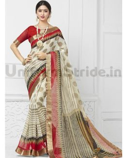 Hero Honda Uniform Saris Online Printed SHS740