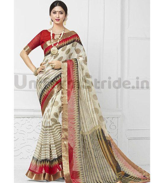 Hero Honda Uniform Saris Online Printed SHS740