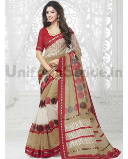 Hyundai Uniform Sarees Online Corporate Automobile SHS771