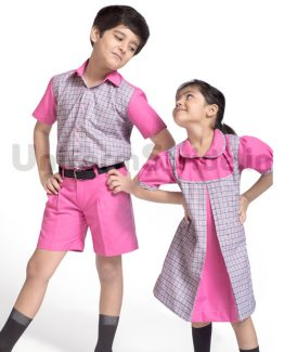 Art School Uniform Dress Manufacturer Mumbai HU11