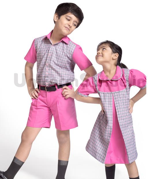 Art School Uniform Dress Manufacturer Mumbai HU11