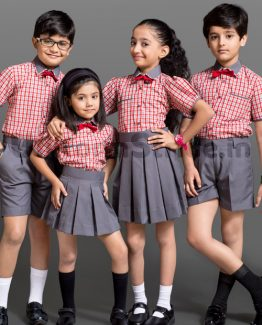 Kids School Uniform Manufacturer In Coimbatore HU12