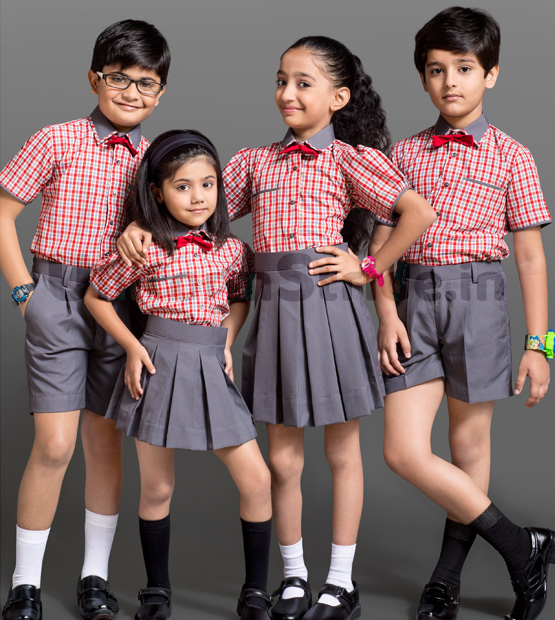 School Uniforms at Macy's are available for boys and girls of all ages. Browse School Uniforms at Macy's and find polos, skirts, khakis and more. Dress shoes for boys and girls are great options for school kids with a stricter dress code. Flats and slip-on shoes are also popular in halls.