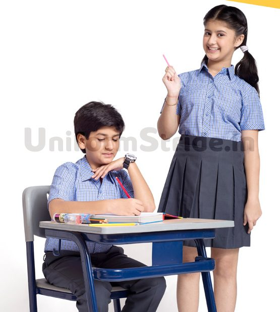 Kids School Uniform Manufacturer In Tirupur HU13