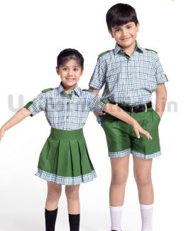 Mafatlal School Uniform Kids All Age Shirting HU4