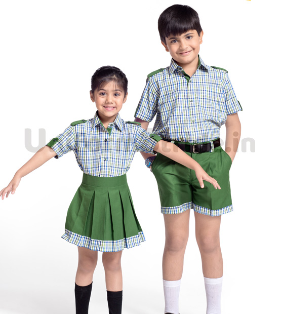 ad3284781 Mafatlal School Uniform Kids All Age Shirting HU4