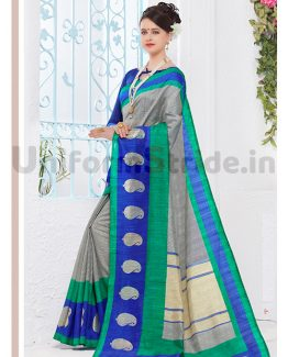 Pollachi Industries Corporate Uniform Sarees SID8067