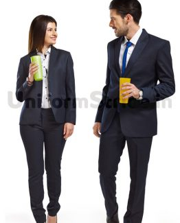Corporate Blazers Suits Front Office Dress Code HC19