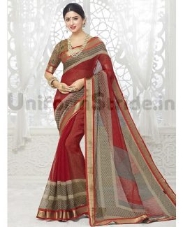 Udumalpet Mills Uniform Saree Diwali Workers Gift SHS806