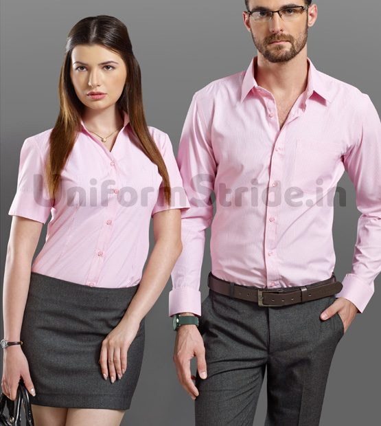 Formal Corporate Uniform Manager with Stitching HC1